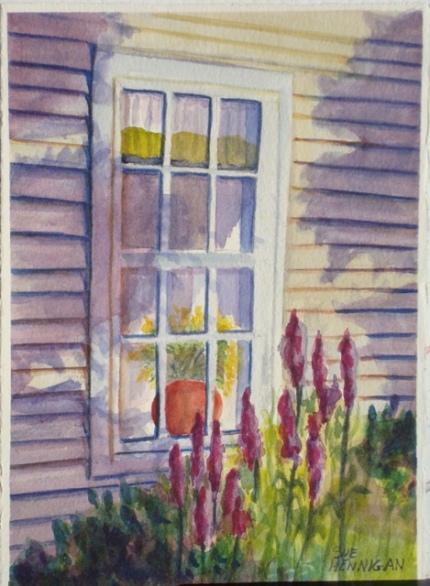 Window Shadow Study