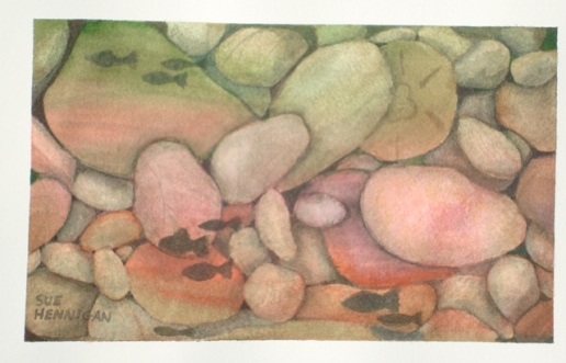 Rocks Study I