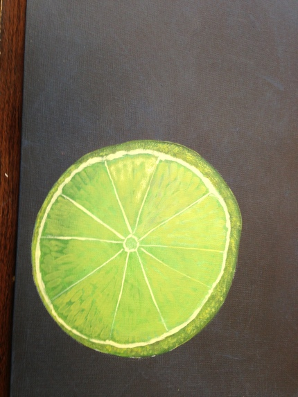 Step 7 - Finished lime!